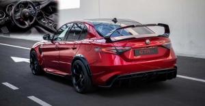 Alfa Romeo Giulia GTA efsanesi geri döndü: 540 HP'lik Giulia GTA geliyor