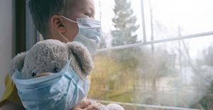Evde kalmak çocukların fiziksel sağlığını bozmasın! Çözüm için...