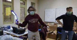 Türk bilim insanları tasarladı: Korona virüsü öldüren cihaz!