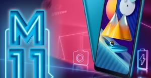 Samsung Galaxy M11 Türkiye'de satışa sunuldu! Galaxy M11 özellikleri