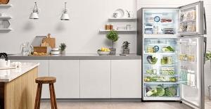 Buzdolabınızda gıdaları uzun süre saklamak için dikkat etmeniz gerekenler!