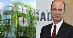"""Küçükoğlu: """"Çevre dostu enerji verimli binalar gelecekte ülkelerin en önemli gündemi olacak"""""""