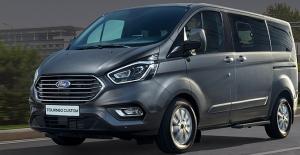 Ford, segmentinde ilk hibrit ticari araçlarla %23'e varan yakıt tasarrufu sunuyor