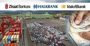 Ziraat Bankası, Halkbank ve Vakıfbank, Honda, Hyundai, Fiat, Ford, Renault ve Toyota'yı kredi paketinden çıkardı