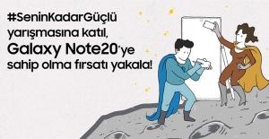 Galaxy Note20 ödüllü Samsung PENUP yarışması tüm hızıyla devam ediyor!