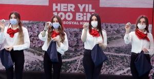TOKİ'nin 100 Bin Sosyal Konut Projesi'nde kuralar tamamlandı
