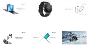 HUAWEI Geliştirici Konferansı'nda 6 yeni ürününü duyurdu