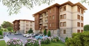 TOKİ tarafından Giresun Dereli'de inşa edilecek 142 konutun ihalesi yapıldı