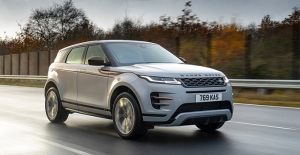 Yeni Range Rover Evoque 1.5 lt Plug-In Hybrid Motor Seçeneği ile Türkiye'de
