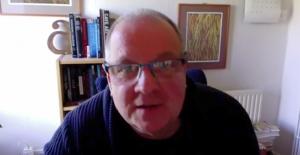 """Prof. Dr. Simon Cottle: """"Covid-19, küresel kriz için bir uyanış çağrısı olmalıdır"""""""