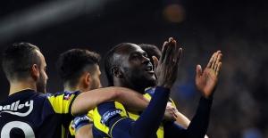 5 gollü maçta kazanan Fenerbahçe oldu