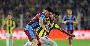 Trabzonspor, Fenerbahçe karşısında uzatmalarda yıkıldı: 1-1