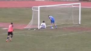 Bu gol kaçtı: Kimse inanamadı !