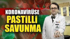 Doç. Dr. Engin Celep'ten koronavirüse pastilli savunma