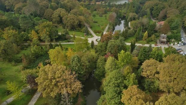 Atatürk Arboretumu hayran bırakıyor