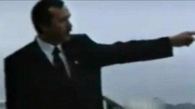 Erdoğan 24 yıl önce o caminin yerini böyle gösterdi