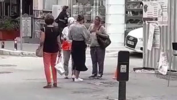 Hastayım diyerek duygu sömürüsü yapan dilenciler kamerada