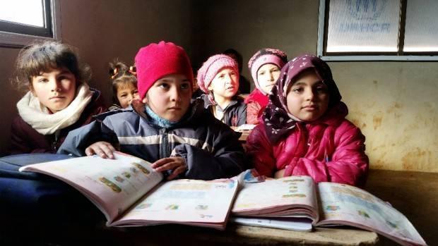 Savaşın gölgesinde eğitim-öğretim