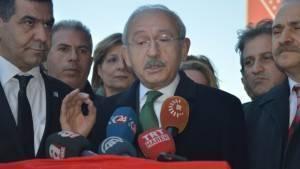 Kılıçdaroğlu, danışmanı Fatih Gürsul'un FETÖ'den gözaltına alınmasını yorumladı