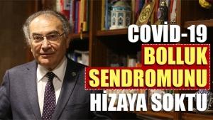 "Prof. Dr. Nevzat Tarhan: ""Covid-19 bolluk sendromunu hizaya soktu"""