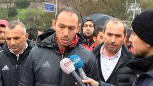 Umut Bulut Beşiktaş'taki hain saldırıyı unutmadı